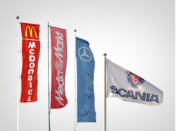 FLAGA SUBLIMACJA IKONOS ST-110 B11,85x107