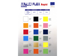 FOLIA IKONOS ULTRA FLEX ZIELONA (GREEN) 0,5 x 1 m