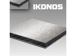 PŁYTA IKOBOND NEW 3mm/0.21 szczotkowane aluminium 1500x4050mm
