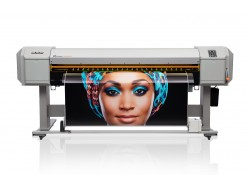 "Ploter Rolowy LED-UV 1,6 64"" Mutoh Valuejet 1638UR - Ploter Demonstracyjny"