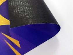A SUPERBANER IKONOS PE 140  BLACK BACK 3,20x100m