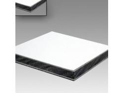 PŁYTA IKOBOND NEW 3mm/0.28 white/gray 2000x4050mm