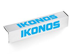 FOLIA WYLEWANA IKONOS 2 MIL CAST WHITE 1,52x50